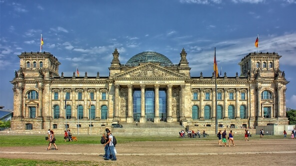 Best places of Germany